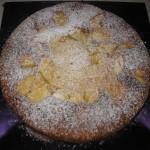 Torta rustica di mele