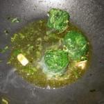 cuocere gli spinaci
