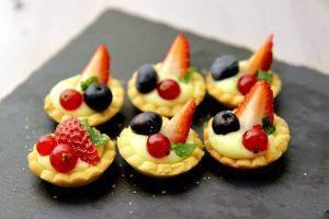 Tartellette alla frutta