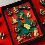 Cioccolatini di Natale decorati
