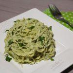 Tagliolini alla crema di zucchine