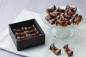 Cioccolatini ripieni di crema spalmabile