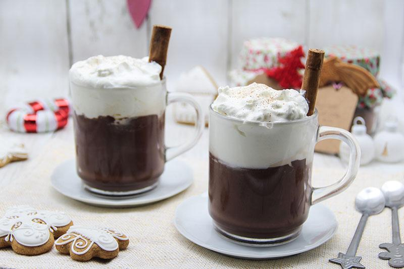 Cioccolata calda di Natale