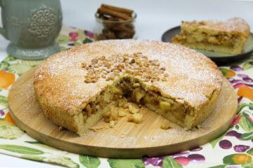 torta della nonna alle mele
