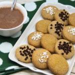 Biscotti con grano saraceno e yogurt