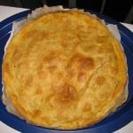 Pizza rustica mediterranea