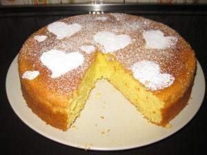 Sofficissima torta al cocco