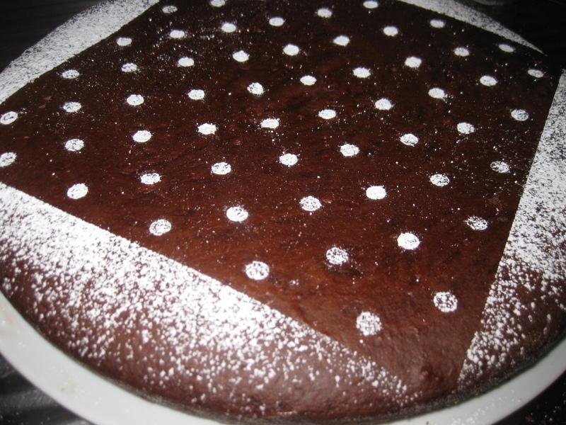 torta al cioccolato con nutella e mascarpone