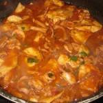 zuppa di pesce senza bivalvi