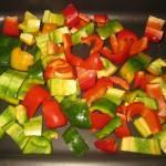 tagliare i peperoni
