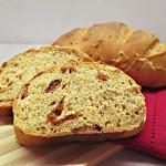 Pane ai pomodori secchi
