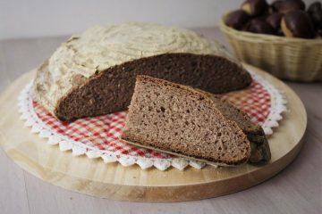 pane di castagne