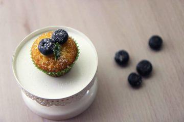 mini muffin ai mirtilli