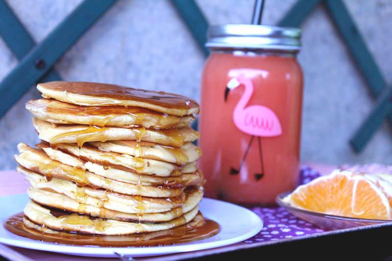 pancakes alla ricotta senza burro