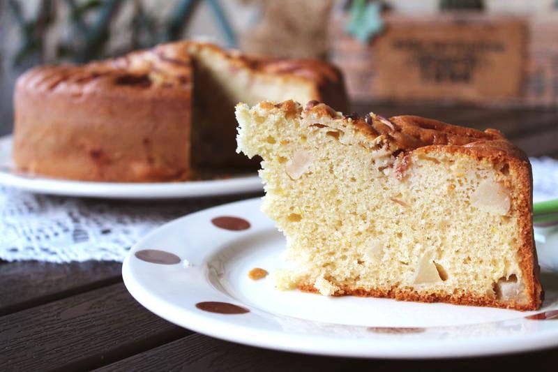 torta di mele annurca senza burro