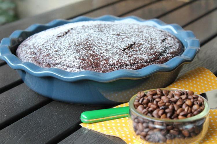 torta veloce al cacao senza uova