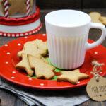 Biscotti di Natale con cannella e zenzero