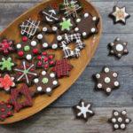 Stelle di Natale al cacao