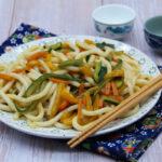 Udon vegetariani