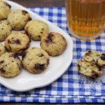 Biscotti chetogenici al cocco